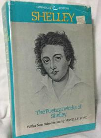 The Poetical Works Of Shelley