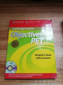 Objective PET Self-Study Pack Student's Book with Answers with CD-ROM and Audio CDs(3))