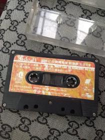 磁带:香港版反转红馆倒转地球刘德华96演唱会