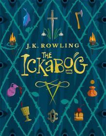 预售伊卡伯格美版j.k罗琳新书The Ickabog jmk.rowling