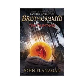 【预订】The Hunters  Brotherband Chronicles, Book 3