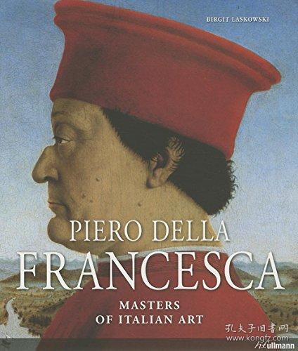 【现货】Piero Della Francesca: Masters of Italian Art
