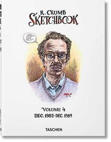 Robert Crumb. Sketchbook, Vol. 4: 1982-1989