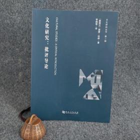 文化研究丛书  文化研究:批评导论