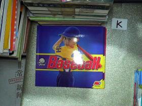 LIKE A pro baseball  像职业棒球运动员