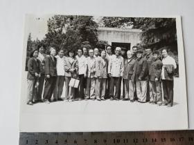 肖若兰、康正绪、刘易平、杨金凤、白贵平 等秦腔名家合影