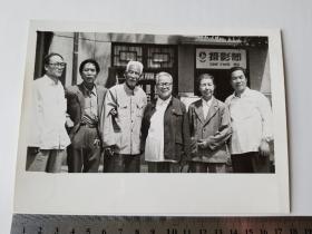 康正绪、刘易平、白贵平 等秦腔名家合影