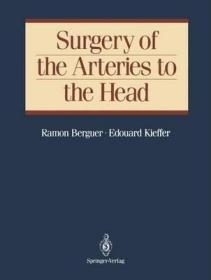 Surgery of the Arteries to the Head-头部动脉手术