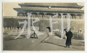 1914年 天安门 原版老照片