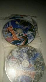 盖亚奥特曼VCD13碟51集