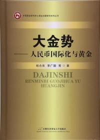 大金勢:人民幣國際化與黃金