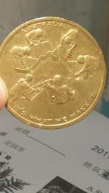 澳洲成立纪念章