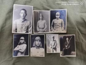二战时期日本鬼子照片