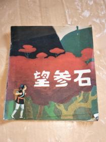 黑龙江民间故事连环画:望参石(汉族民间故事)