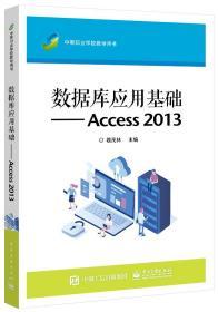 数据库应用基础——Access