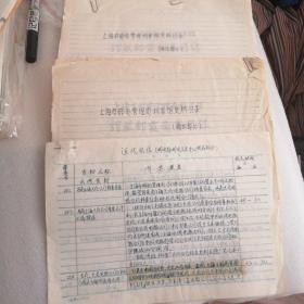 上海市邮电管理局档案馆  馆藏邮电图书目录(邮政部分)(电信部分)(近代电信)