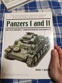 二战德军一号二号坦克