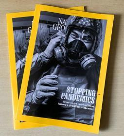 National Geographic 美国国家地理2020年8月 英文版旅游杂志