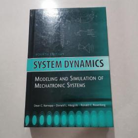 SYSTEM DYNAMICS MODELING AND SIMULATION OF MECHATRONIC SYSTEMS[系统动力学建模与仿真的机电一体化系统] 第四版(16开)