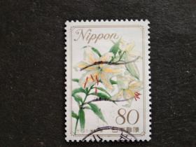 日本邮票(植物/花卉):2011 Flowers 花卉 1枚