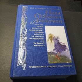 Complete Fairy Tales of Hans Christian Andersen(Wordsworth Library Collection)安徒生童话全集