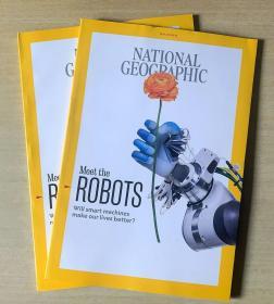 National Geographic 美国国家地理2020年9月 英文版旅游杂志