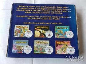 Magic School Bus Classic Collection (6books+CD)《神奇校车(手绘版)》(6册书+CD)