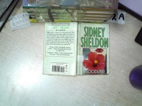 SIDNEY SHELDON  BLOODLINE 西德尼·谢尔顿  血统 32开  06