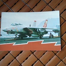 《美國戰斗機》明信片