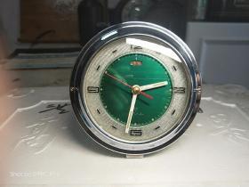 鉆石老鬧鐘,全銅機芯。