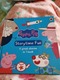 peppa pig storytime fun