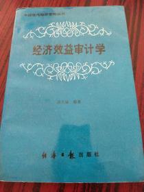 中国现代经济管理丛书 经济效益审计学-