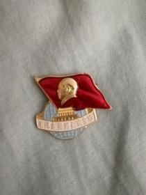 毛主席小像章