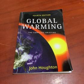 Global Warming: The Complete Briefing(非外文原版、影印版看图)