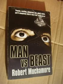CHERUB: Man vs Beast 小天使系列:人兽之战