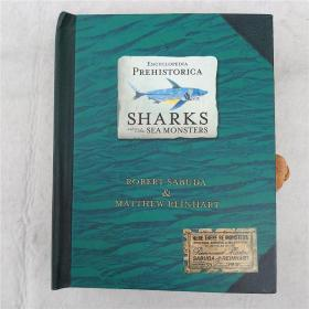 Encyclopedia Prehistorica Sharks and Other Sea Monsters: The Definitive Pop-Up(史前大百科全书鲨鱼和其他海怪:最终弹出/立体图册)