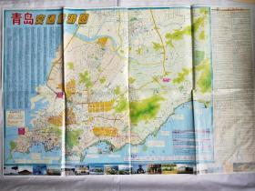 青岛交通旅游图