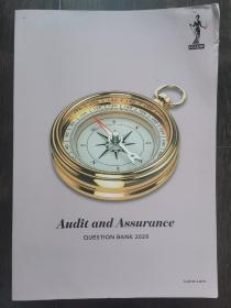 Audit and Assurance( QUESTION BANK 2020)