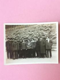 十几张,北京,合影,外国人,合影等
