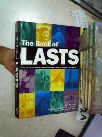 THE BOOK OF LASTS .《持久之书》 大16开   01
