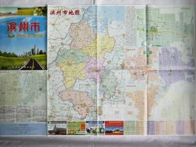 滨州市地图