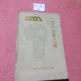 一万个世界之谜(宇宙分册)