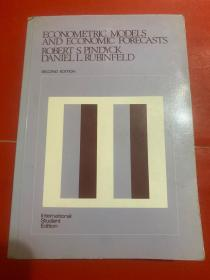 ECONOMETRIC MODELS  AND ECONOMIC FORECASTS  SECOND EDITION
