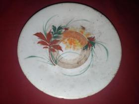 5060年代陶瓷盘子