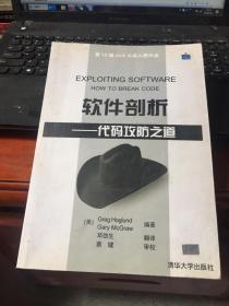 软件剖析:代码攻防之道