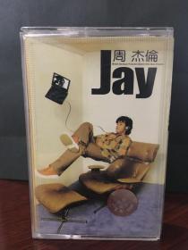 周杰伦磁带 低价走量!同名专辑jay 正版标