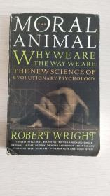 英文原版 道德动物 The Moral Animal: Why We Are, the Way We Are: The New Science of Evolutionary Psychology