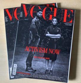 英国版 VOGUE2020年9月 英文女士时尚潮流趋势服装杂志