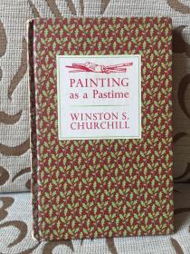 Painting as a Pastime by Winston Churchill -- 丘吉尔《绘画消遣》