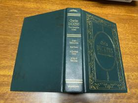 Charles Dickens :  Four  Complete Novels